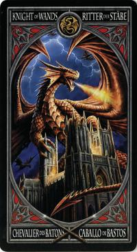 Anne Stokes Gothic Tarot Deck (Anne Stokes Collection): Lo ...
