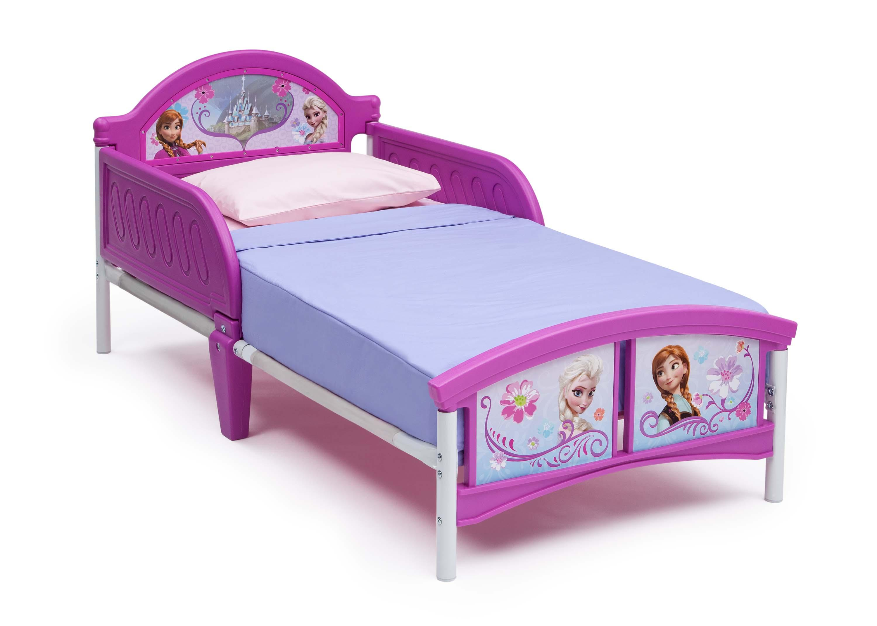 Delta Children Frozen Toddler Bed Amazoncouk Baby