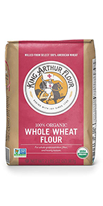 Amazon.com: King Arthur Flour 100% Organic Unbleached