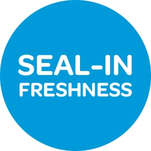 Ziploc-SEAL IN FRESHNESS