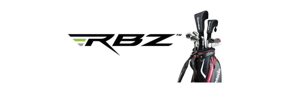 TAYLOR MADE(テーラーメイド) ロケットボールズ ロケットブレイズ ゴルフクラブセット(クラブ10本)キャディバッグ付き2017年モデル