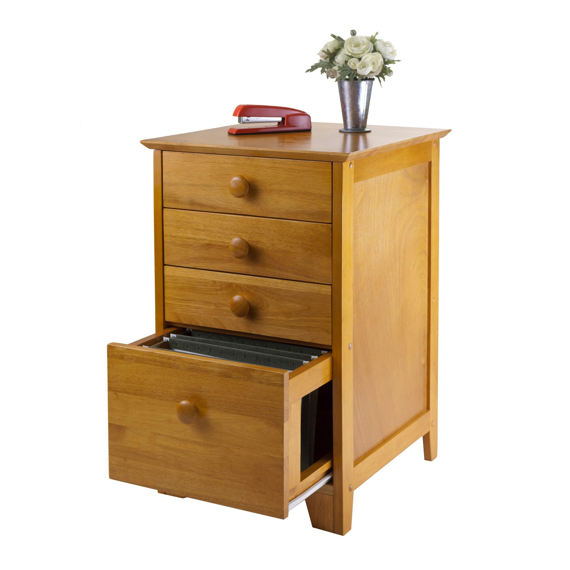 Amazon winsome wood file cabinet with drawers