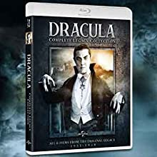 Dracula, Universal Monsters, Classic Monsters, Monsters, Collection, Box Set, Horror, Blu-ray, Movie