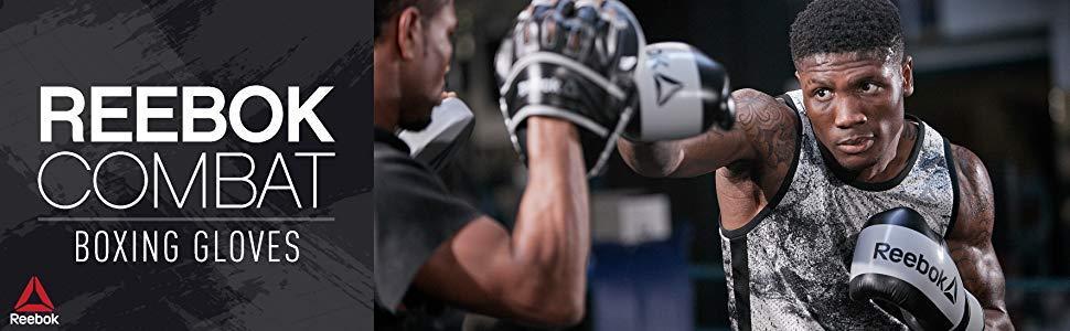 guantes, reebok, guantes boxeo, guantes reebok, guantes combat,