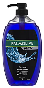 Men Active with Sea Minerals Body Wash