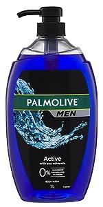 Men Active with Sea Minerals Body Wash