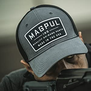 low priced d5449 40789 Starting from a clean sheet of paper, a new range of hats Designed,  Engineered and Patterned by Magpul. The new Mid Crown trucker fit Snapback  is exclusive ...