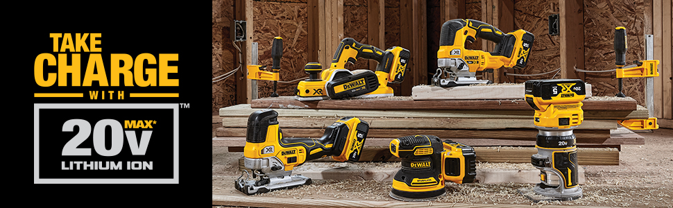 Dewalt 20v power tools