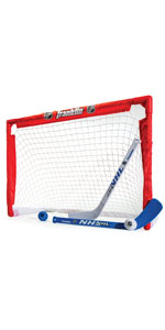 NEW SEALED FRANKLIN SHOOT N SCORE TABLE TOP HOCKEY SET