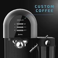 Masina de cafea semiautomata