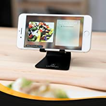 Amazon.com: Adjustable Cell Phone Stand, Lamicall Phone