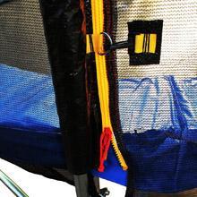 zipper trampoline sturdy