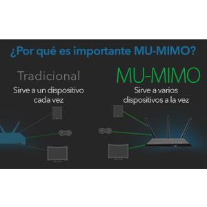 MIMO para varios usuarios (MU-MIMO)