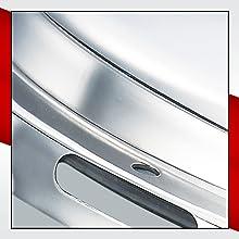 Prestige Induction Base Senior Pan Aluminium Pressure Cooker