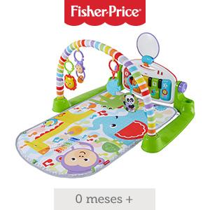 Fisher-Price Gimnasio Piano Pataditas Super