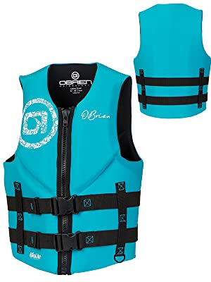 O'Brien Women's Traditional, O'Brien, life jacket, vest, pfd, lake, safety, water,