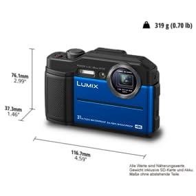 Panasonic Lumix Dc Ft7eg A Outdoor Kamera Kamera