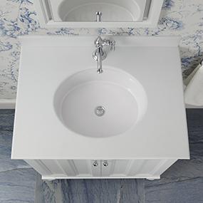 Kohler K 2883 0 Verticyl Round Undercounter Bathroom Sink