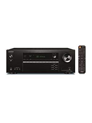 Onkyo TX-SR393(B) 5.2 - Receptor AV de Canal (Dolby/DTS:X, AccuEQ ...