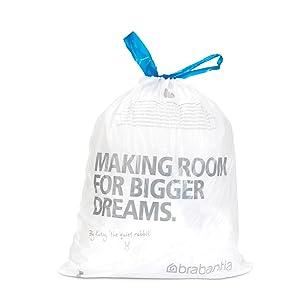 bin liners brabantia; waste bags brabantia; brabantia bin liners; bin liners quote; wate bag quote