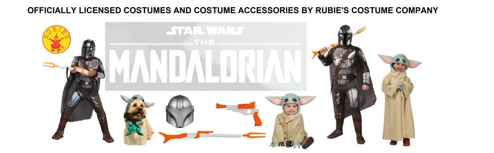 Star Wars The Mandalorian Rubie's Costume Company