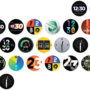 100+ Stylish Watch Faces