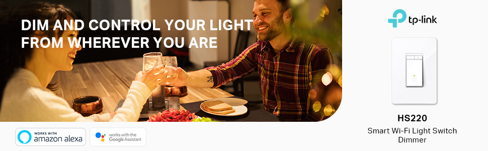 Dim and Control Your Lights from Wherever You Are