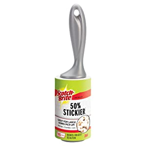 Scotch-Brite Stickier Lint Roller