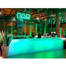 everblock, bar, modular bar, light up bar, event bar, beverage bar, modular bar, furniture
