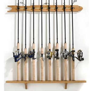 Wall and Ceiling Rod Racks