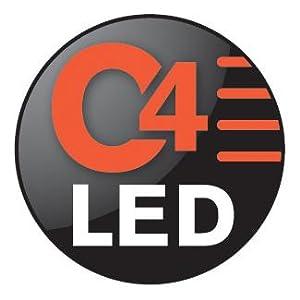 Streamlight C4 LED Technology Logo