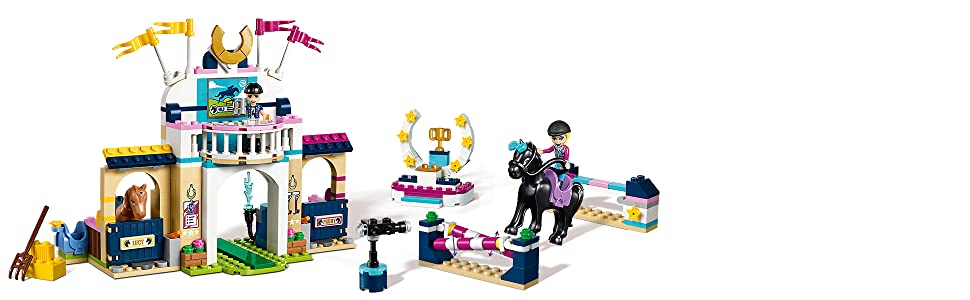 LEGO, Friends, horse, toy