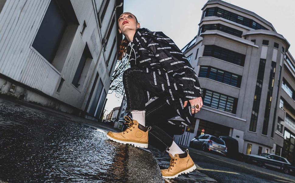 palladium 巴拉蒂姆 パラディウム ユニセックス 男 女 メンズ レディース 靴 シューズ ストリート コーディネート コーデ 通学 通学