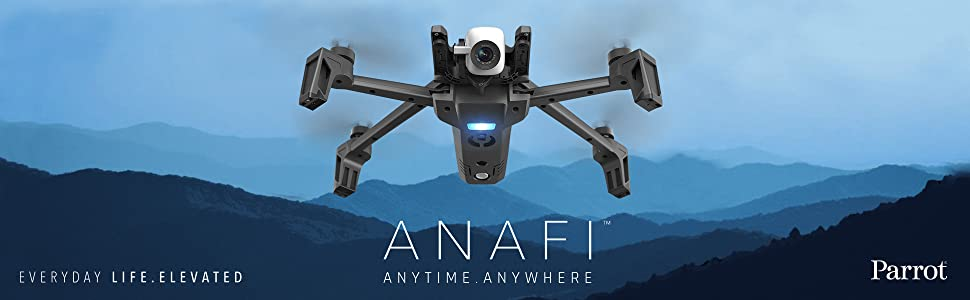 ANAFI key features