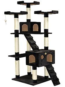 Cat tree tower condo furniture scratcher