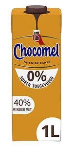 Chocomel 0% Suiker 6 x 1L Pak