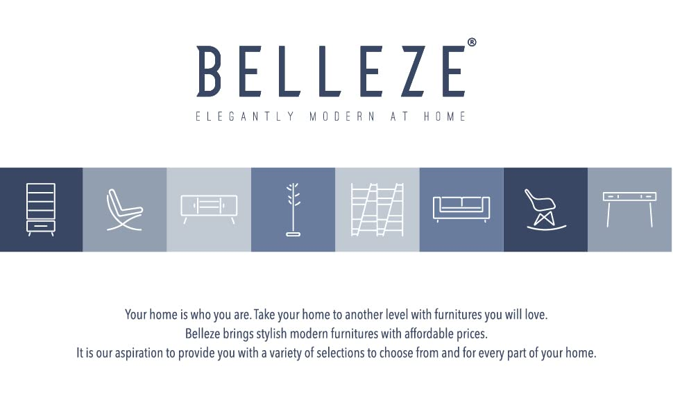 BELLEZE logo