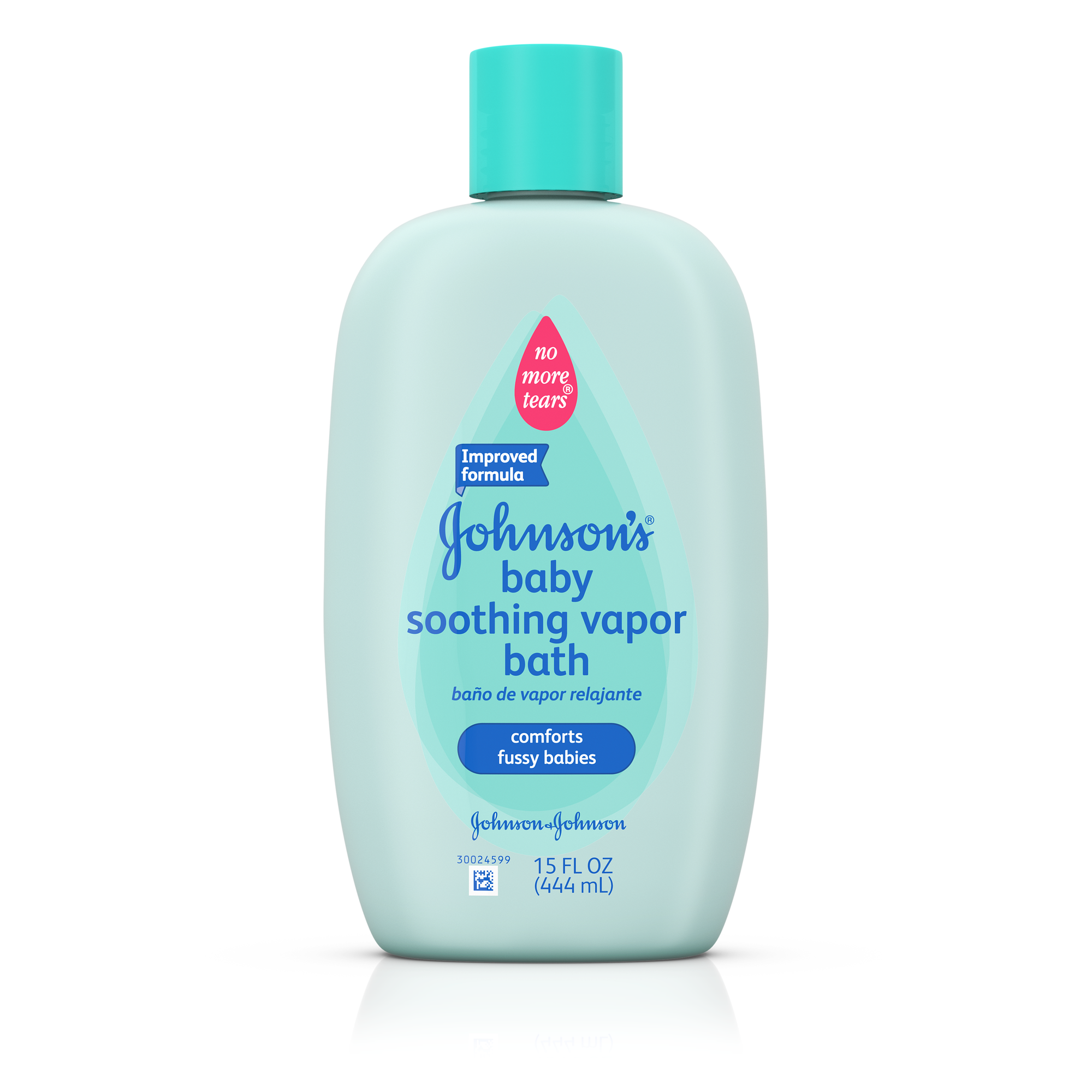 Johnson S Baby Soothing Vapor Bath For Colds 15 Oz