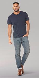 Lee Men's Modern Series Extreme Motion Athletic Jean