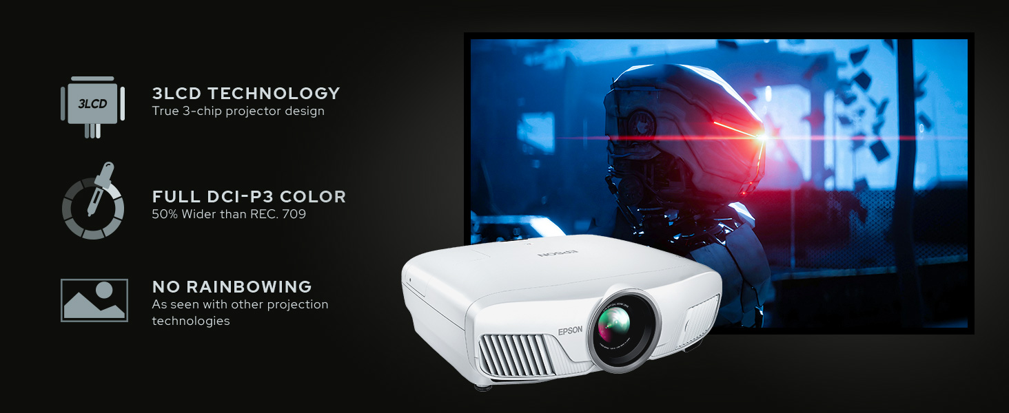 Home cinema 4010, hc4010, 4010, epson home cinema projector, home projector, video projector