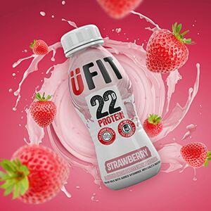 ufit, drinks, protein, shake, healthy, full, slim, minerals