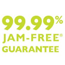 Jam-Free Guarantee, Jam, calligraphy, paper, printing, copy, basic, everyday, premium, printer paper