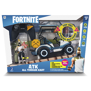 Amazon Com Fortnite Atk Vehicle With Figure Rc Toys Games