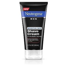 NEUTROGENA Men Sensitive Skin Shave Cream