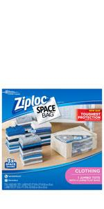 Amazon Com Space Bag 2 Piece Cube Combo Vac Bags 1