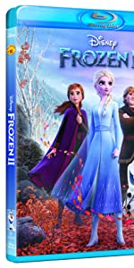 frozen II bluray disney