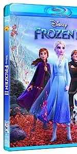 frozen II bluray disney