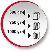 Moulinex Pain & Délices OW240E30 - Panificadora 1 kg, función ...
