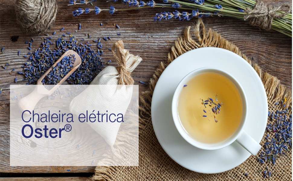 Chaleira Elétrica Oster