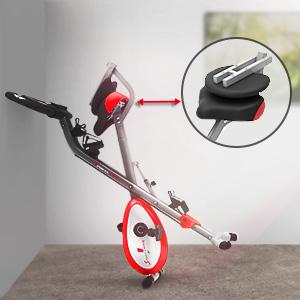 Vélo d'appartement F-Bike X100 et X150 4-en-1 Home Trainer Vélo d'intérieur, X-Bike pour adulte